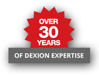 Over 30 Years of Dexion Experience